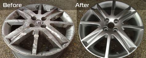 Alloy Wheel Repair  Spray Painting Sydney