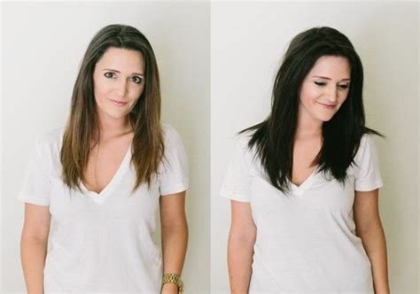 hair makeover theeverygirl loreal mousse