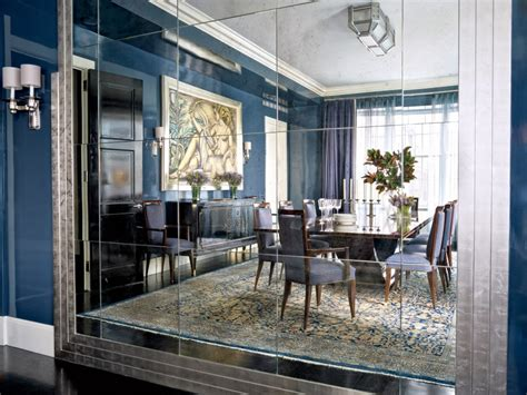 deco home interior modern dining room by victoria hagan interiors by architectural digest ad designfile home