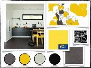 les 25 meilleures idees de la categorie murs de la cuisine With exceptional couleur tendance peinture salon 5 la couleur jaune moutarde nouvelle tendance dans l