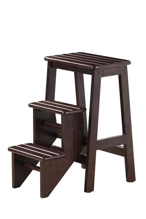 kitchen step stool boraam step stool 24 quot by oj commerce 66 28