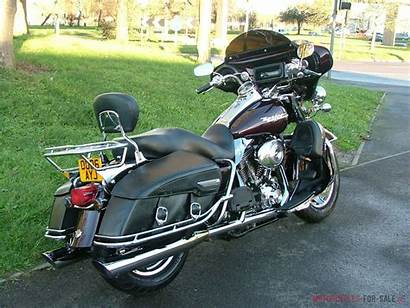 Fairing King Road Batwing Harley Custom Detachable
