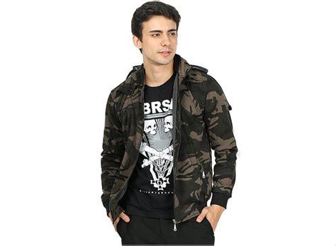 jual jaket pria hoodie jaket army warna loreng sweater pria distro terbaru keren murah c6 242 di
