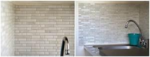 Adhesif Mural En Relief : tout le monde parle du carrelage adh sif smart tiles ~ Premium-room.com Idées de Décoration
