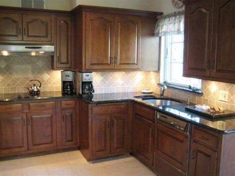 house crashing  traditional tudor cabinets dark