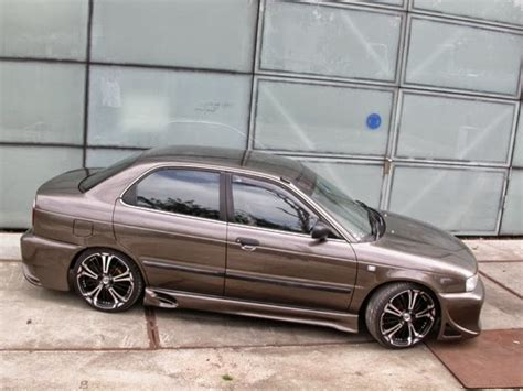 Gambar Mobil Suzuki Baleno by Modifikasi Mobil Baleno Next G 2001 2000 1997 2002 2003