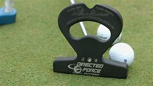 Introducing Directed Force Putters