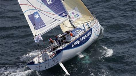 banque populaire si鑒e transat ag2r la mondiale il figaro di banque populaire nella testa della regata yacht e vela