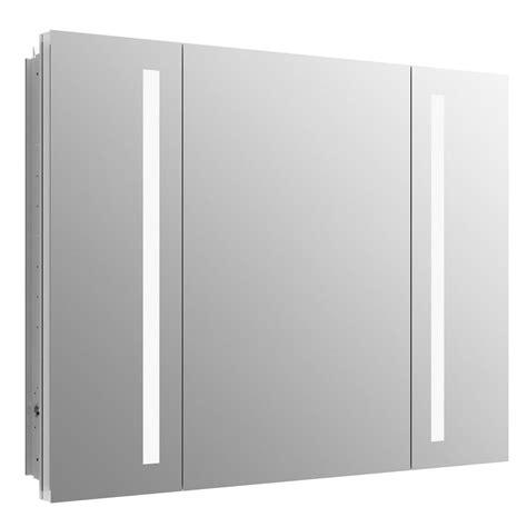 Kohler Verdera Medicine Cabinet by Kohler Verdera 40 In W X 30 In H Surface Mount Lighted