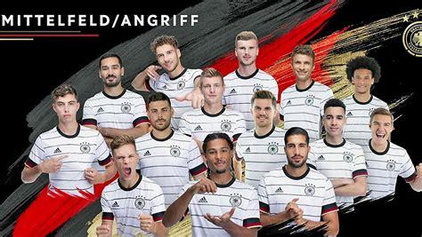 Sollte sich also noch einer der spieler bis zum 1. Deutschland Em Spieler 2021 - Em 2021 Rekordsieger Wer ...