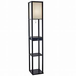 15 college dorm room essentials from bed bath beyond With room essentials floor shelf lamp