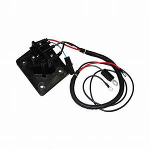 Charger Receptical For Delta-q - 48v E-z-go Txt - Parts