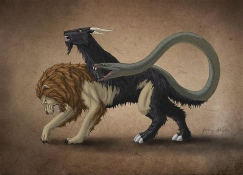 Who Would Win In A Battle To The Death, The Chimera