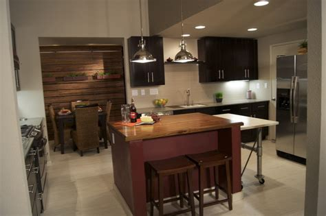pictures of kitchen design bamboo slat wall with led lighting kitchen by 4209