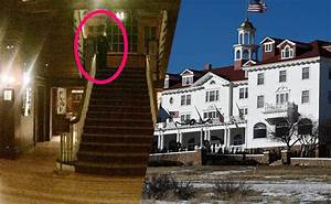 Reactions To Man's 'Ghost' Photo At The Stanley Hotel