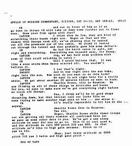 Apollo 1 Transcript (page 3) - Pics about space