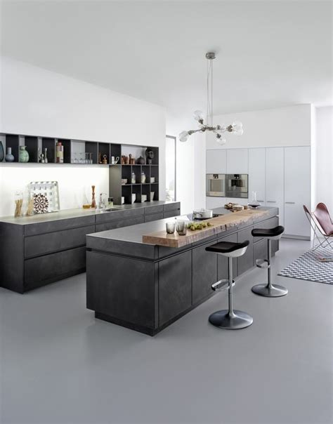 concrete cabinets kitchen concrete cabinets industrial chic rustic kitchen