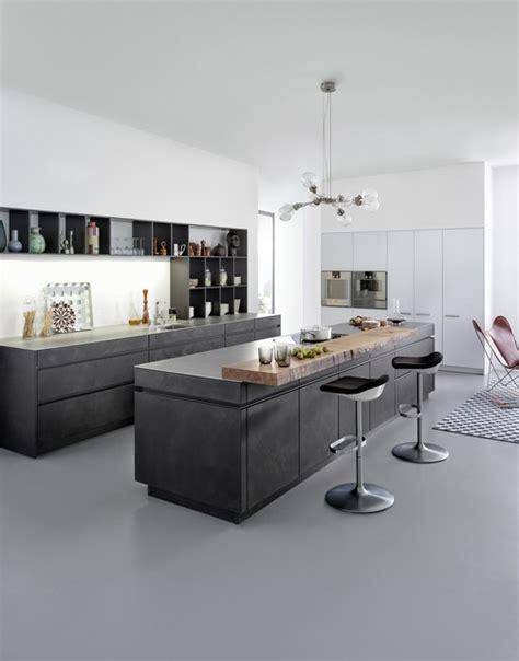 concrete kitchen cabinets designs concrete cabinets industrial chic rustic kitchen 5669