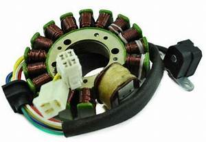 Yamaha Timberwolf Stator  Atv Parts