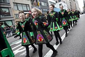 St. Patrick's Day Parades In New Jersey 2014