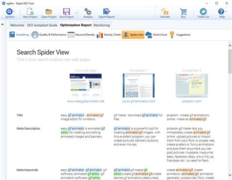 seo software rapid seo tool an easy to use seo software