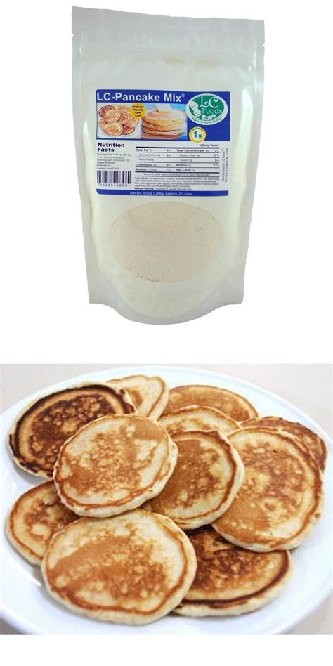 Delicious potato recipes provided by potatoes usa. Baking Mixes 62695: Low Carb Pancake Mix -> BUY IT NOW ONLY: $17.23 on #eBay #baking #mixes # ...