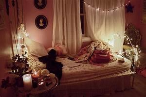 Tumblr Zimmer Lichterketten : decorando o quarto inspira es nerd beauty ~ Eleganceandgraceweddings.com Haus und Dekorationen