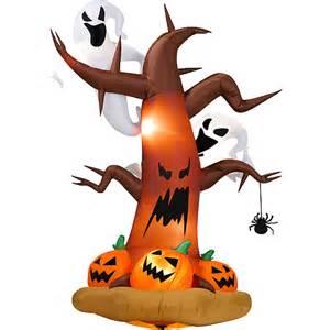 Airblown Inflatables Halloween by Airblown Halloween Yard Inflatable Dead Tree Walmart Com