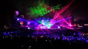 Tomorrowland crazy lasers and lights 2014 3 Are Legend HD ...