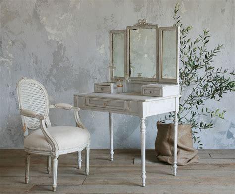 Home Decor Vanity : Antique Wooden Mirror For Bahroom Home Decor