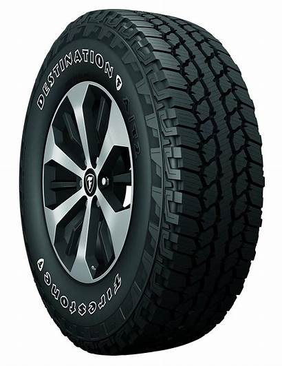 Destination Firestone Tire T2 At2 Terrain Tires