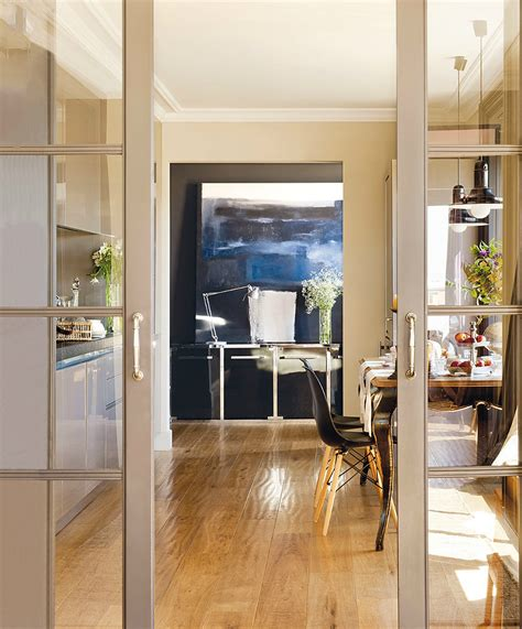 Warm Contemporary Interiors by Beautiful Contemporary Yet Warm House Decoholic