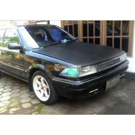 mobil toyota corolla twincam 1 6 tahun 1988 velg racing kulon progo jogja dijual tribun
