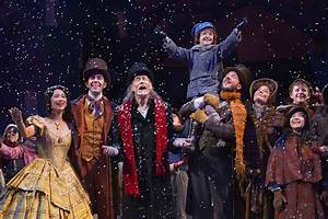 A Christmas Carol cheers and inspires at the ACT | Stark ...