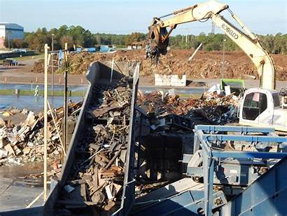 Recycling Construction Demolition Debris Materiali Recupero Demolizione