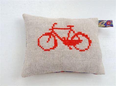 Lade Applique Moderne by Amsterdam Bike Handmade Lavender Sachet