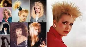 Coiffure Années 60 : coiffure femme annee 80 ~ Melissatoandfro.com Idées de Décoration