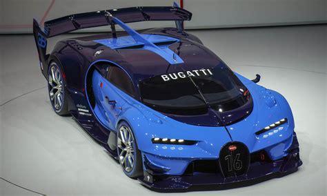 Bugatti Veyron Vision Gt Concept Gran Turismo