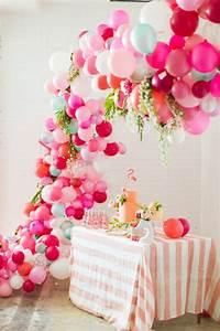Deco Anniversaire Adulte : d couvrir la d coration de table anniversaire en 50 images ~ Melissatoandfro.com Idées de Décoration