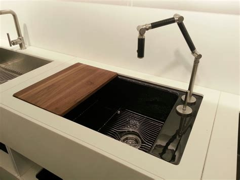 kitchen sink with cutting board grouparchitect