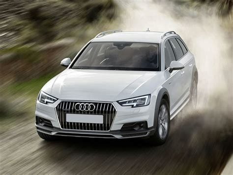 2017 audi a4 allroad the rugged wagon alternative for 2017 audi a4 allroad price photos reviews features Fresh