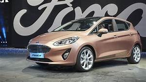 2017 Ford Fiesta Titanium Photo