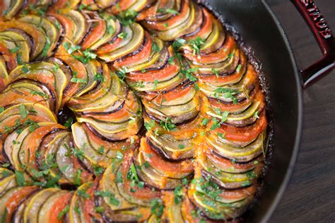 cuisiner ratatouille what is a tian your favorite vegetable dish