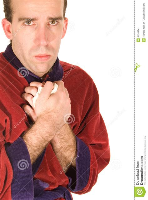 young man feeling ill stock images image