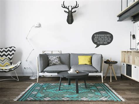 Chic Scandinavian Studio With Lofted Bed : Small Modern Loft In Prague With Scandinavian Style Decor