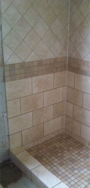 Bathroom Floor Tiles Designs by Shower Tile Design Like To Use The 2x2 Mosaic Floor And