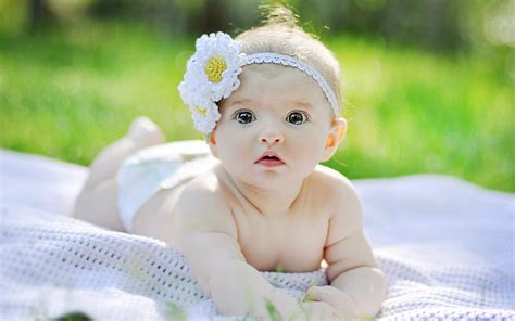 Cutest New Born Baby Full Hd Desktop Wallpapers