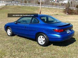 1999 Ford Zx2 Owners Manual