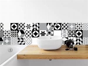 Carrelage Mural Adhésif Cuisine : relooker son int rieur avec du carrelage adh sif sans rien ~ Dailycaller-alerts.com Idées de Décoration