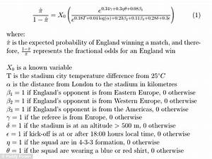 Stephen Hawking analyses World Cup data to work out ...